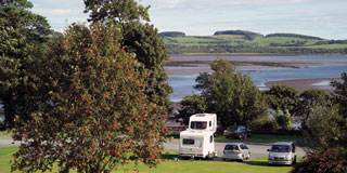 Seaward Caravan Park - Holiday Park in Kirkcudbright, Dumfries-and-Galloway, Scotland