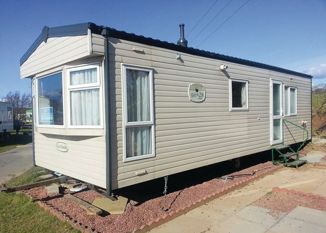 Turnberry Holiday Park - Holiday Park in Girvan, Ayrshire, Scotland