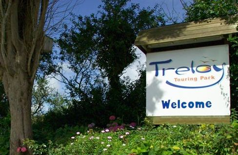 Treloy Touring Park - Holiday Park in Newquay, Cornwall, England