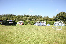 Riverside Caravan and Camping Park - Holiday Park in Llangammarch Wells, Powys, Wales