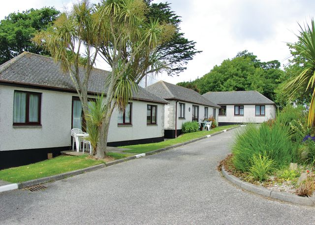 Kenegie Manor Holiday Park - Holiday Park in Penzance, Cornwall, England