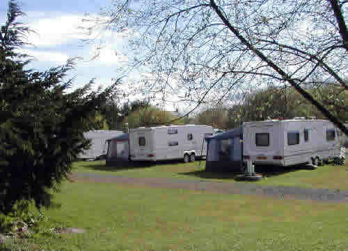 Black Lion Caravan and Camping Park - Holiday Park in Llanelli, Carmarthenshire, Wales
