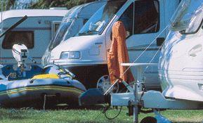 Riverside Caravan Park - Holiday Park in Stratford Upon Avon, Warwickshire, England