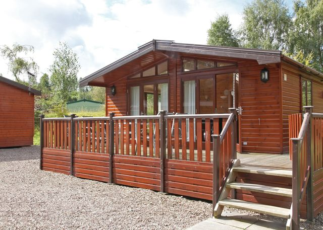 Lomond Woods Holiday Park - Holiday Park in Loch Lomond, Stirling, Scotland