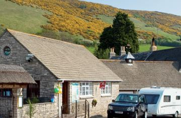 Ulwell Cottage Caravan Park - Holiday Park in Swanage, Dorset, England