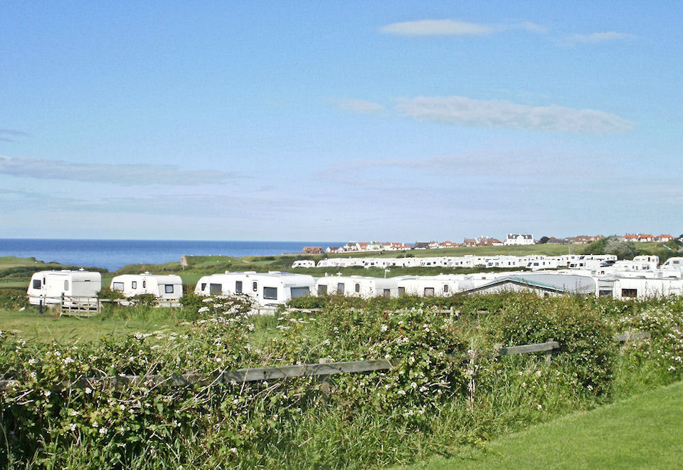 Sandfield House Farm - Holiday Park in Whitby, Yorkshire, England