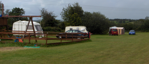 Noteworthy Caravan and Campsite - Holiday Park in Holsworthy, Devon, England