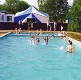 Lower Lacon Caravan Park - Holiday Park in Wem, Shropshire, England