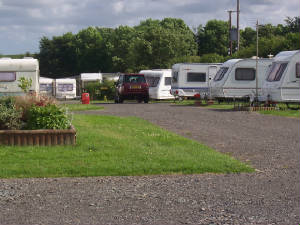 Chapmanswell Caravan Park - Holiday Park in Launceston, Cornwall, England