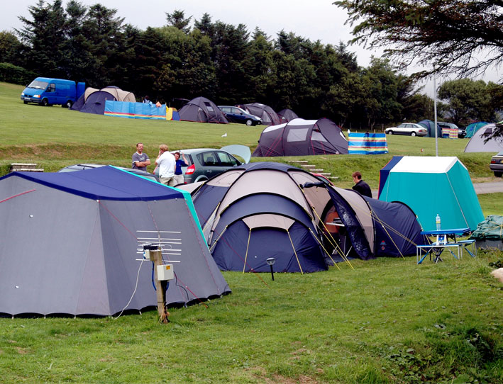 Anwoth Caravan Park - Holiday Park in Gatehouse of Fleet, Dumfries-and-Galloway, Scotland