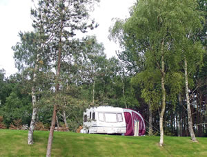 Lilliardsedge Holiday Park and Golf Course - Holiday Park in Jedburgh, Borders, Scotland