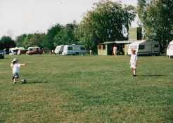 Green Pastures Farm - Holiday Park in Romsey, Hampshire, England