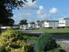 Ffoshelyg Caravan Park - Holiday Park in Aberaeron, Ceredigion, Wales