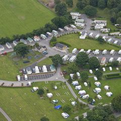 The Star Caravan and Camping Park - Holiday Park in Stoke On Trent, Staffordshire, England