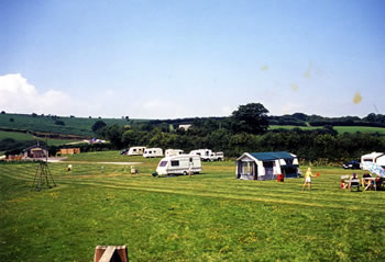 Halse Farm Caravan and Tent Park - Holiday Park in Exmoor, Somerset, England