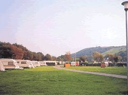 Glanlerry Caravan Park - Holiday Park in Borth, Ceredigion, Wales