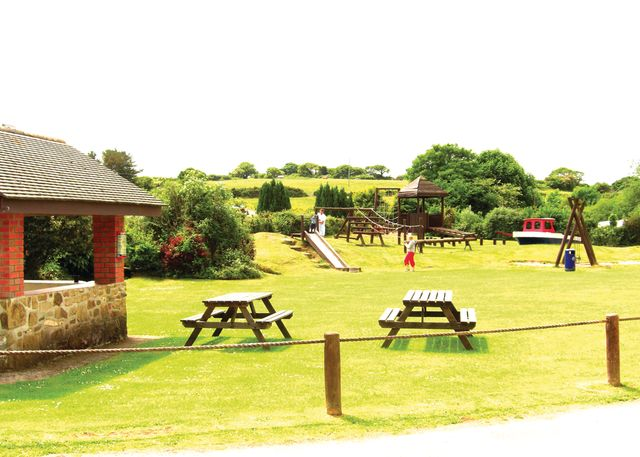 Calloose Holiday Park - Holiday Park in Leedstown, Cornwall, England
