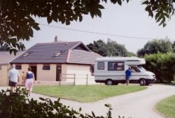 Chacewater Park - Holiday Park in Truro, Cornwall, England