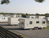 The Old Vicarage Holiday Park - Holiday Park in Whitland, Carmarthenshire, Wales