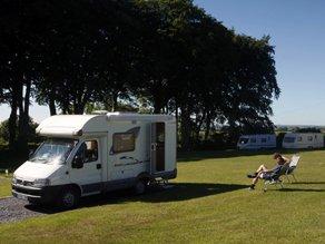 Plas Gwyn Caravan Park - Holiday Park in Caernarfon, Gwynedd, Wales