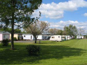Dandy Dinmont Caravan and Camping Park - Holiday Park in Carlisle, Cumbria, England