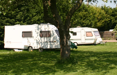 Appleacre  Park - Holiday Park in Fowlmere, Cambridgeshire, England