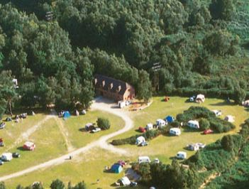 Beacon Hill Touring Park - Holiday Park in Poole, Dorset, England