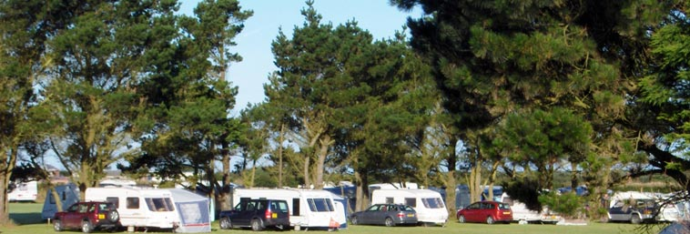 Redlands Touring Caravan and Camping Park - Holiday Park in Haverfordwest, Pembrokeshire, Wales