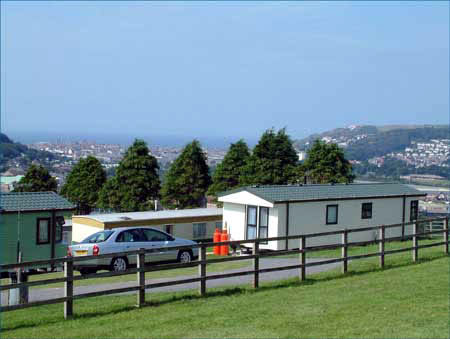 Midfield Holiday and Residential Park - Holiday Park in Aberystwyth, Ceredigion, Wales