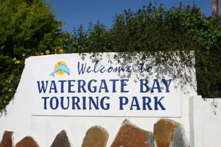 Watergate Bay Holiday Park - Holiday Park in Newquay, Cornwall, England