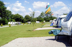 Springwater Lakes - Holiday Park in Llanwrda, Carmarthenshire, Wales