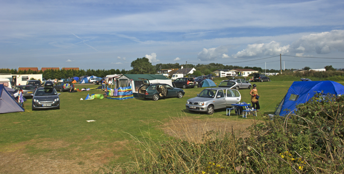 Bay View Park - Holiday Park in Eastbourne, East-Sussex, England