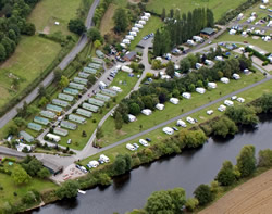 Orleton Rise Holiday Home Park - Holiday Park in Ludlow, Shropshire, England
