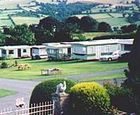 Bank Farm Caravan Park - Holiday Park in Welshpool, Powys, Wales