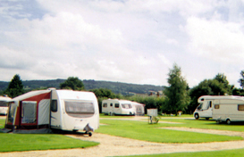 Greenacres Touring Park - Holiday Park in Wellington, Somerset, England