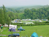 Knight Stainforth Caravan and Camping Park - Holiday Park in Settle, Yorkshire, England