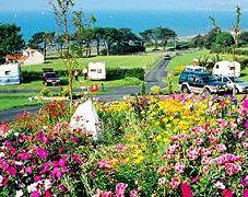Tyddyn Du Touring Park - Holiday Park in Penmaenmawr, Conwy, Wales