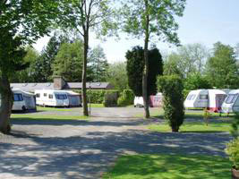 Poston Mill Park - Holiday Park in Peterchurch, Herefordshire, England