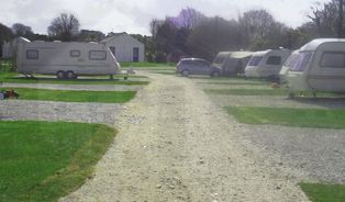 Lower Polladras Touring Park - Holiday Park in Helston, Cornwall, England