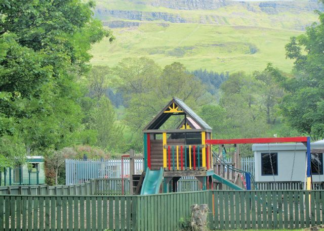 Balgair Castle Holiday Park - Holiday Park in Fintry, Stirling, Scotland