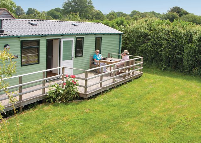 St Michaels Caravan Park - Holiday Park in Tenbury Wells, Worcestershire, England