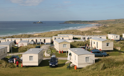 St. Ives Bay Holiday Park - Holiday Park in Hayle, Cornwall, England