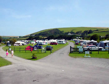Lobb Fields Caravan and Camping Park - Holiday Park in Braunton, Devon, England