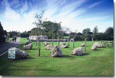 Ad Astra Caravan Park - Holiday Park in Brynteg, Anglesey, Wales