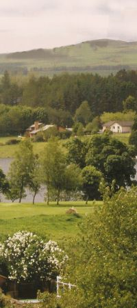Halleaths Caravan and Camping Park - Holiday Park in Lockerbie, Dumfries-and-Galloway, Scotland