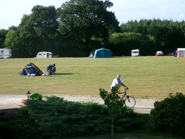 Beaper Farm Camping and Caravan Park - Holiday Park in Ryde, Isle-Of-Wight, England