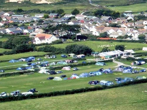Bay View Farm Holidays - Holiday Park in Braunton, Devon, England