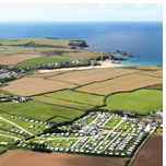 Carnevas Farm Holiday Park - Holiday Park in Padstow, Cornwall, England