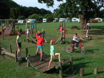 Dower House Touring Park - Holiday Park in Norwich, Norfolk, England
