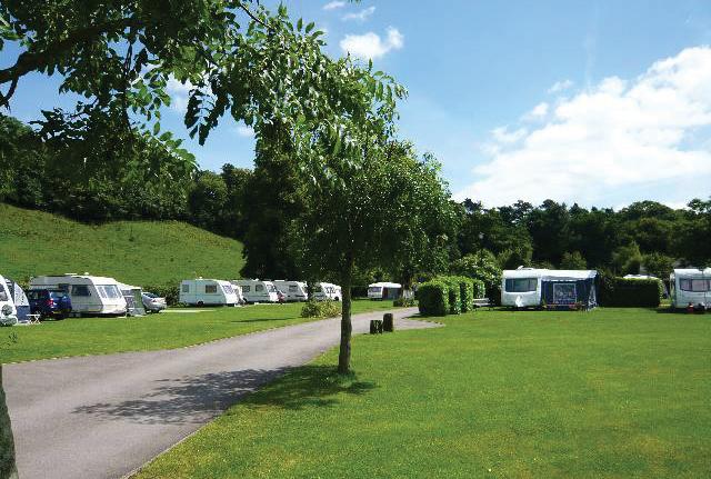 Glencote Caravan Park - Holiday Park in Leek, Staffordshire, England